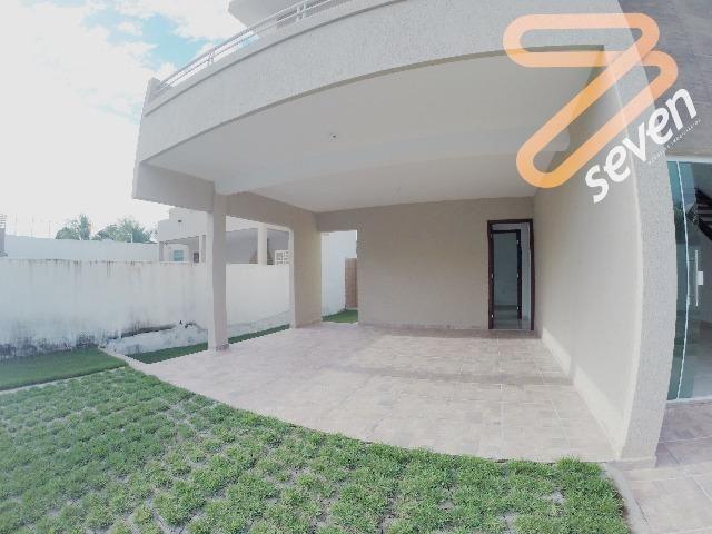 Casa - Pium - Cond. Fechado - 3 quartos - 2 vagas -SN - Foto 4