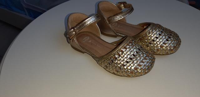 Sapato bibi n°22