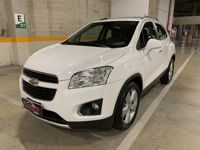 Chevrolet tracker ltz 2014/2014 c/ teto solar extra!!! - Foto 2