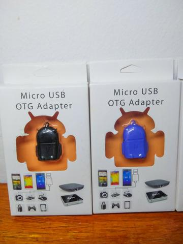 Adaptador para celulares androis Micro Usb