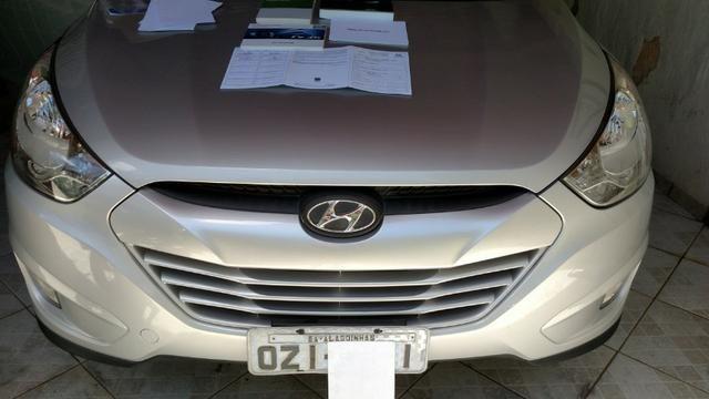 Hyundai IX35 2.0 16V Flex 4P Aut com apenas 43 mil km rodados, Conservadíssimo