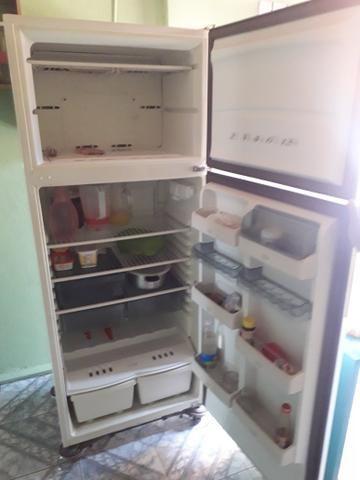 Geladeira frost Free R$400 - Foto 3