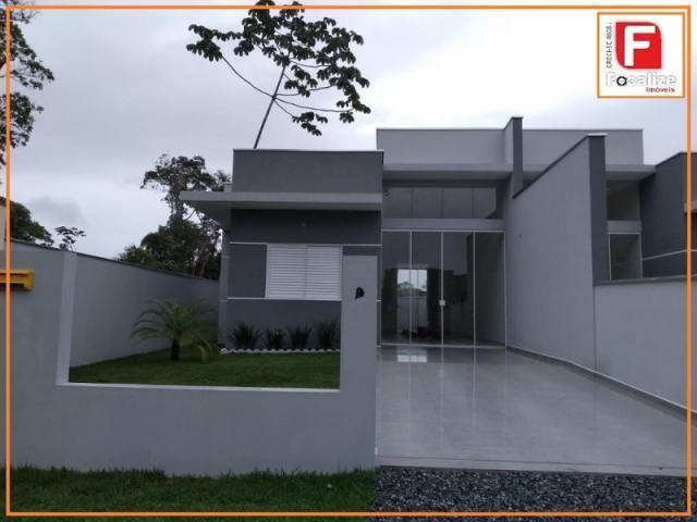 Casa à venda com 3 dormitórios em Itapoá, Itapoá cod:2206 - Foto 8