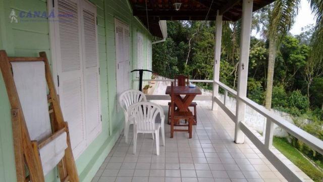Casa com 4 dormitórios à venda, 220 m² por r$ 390.000,00 - ressaca - itapecerica da serra/ - Foto 11
