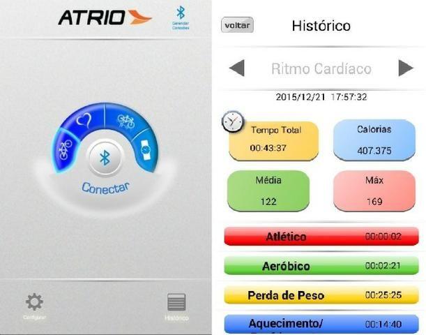 Cinta Cardíaca Atrio Bluetooth ES055 - Foto 3
