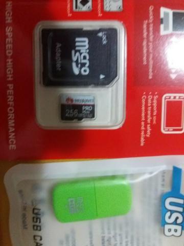 Cartão de memória Micro Sd 512gb Huawei Classe 10 - Foto 5