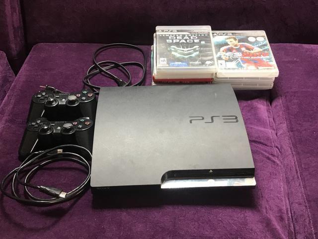 PS3 slim 2 controles