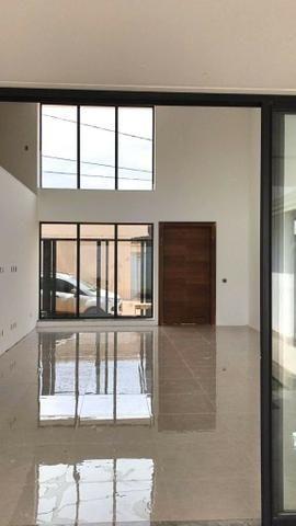 Excelente casa moderna de alto padrão em rua 05 Vicente Pires - Foto 8