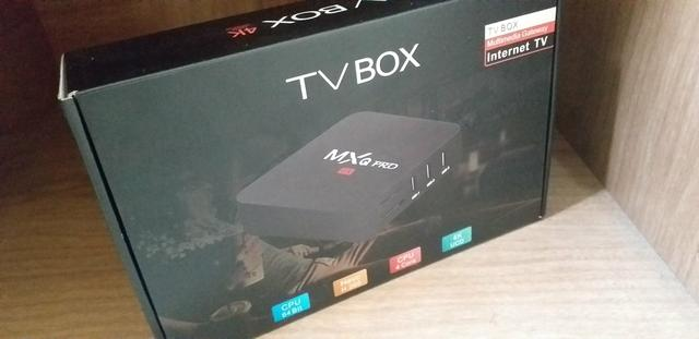 Conversor smart TV box MXQ PRÓ 16gb 3ram Android 9.0 - Foto 2