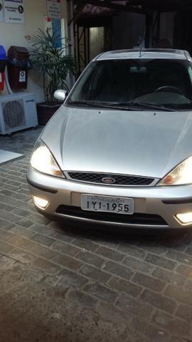 Focus Ghia sedan automático com teto solar - Foto 6