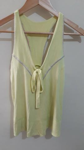 Blusas basicas feminina - Foto 4