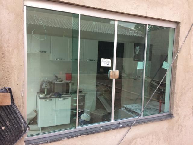 Instalação de vidros - Foto 2