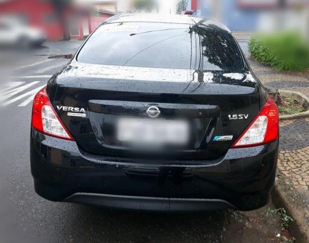 Nissan versa sv 1.6 cvt flex - Foto 4