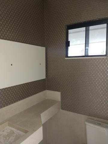 Arniqueiras QD 04 Casa 3 qts 3 suítes lazer condomínio alto padrão só 580mil Ac Imóvel - Foto 8