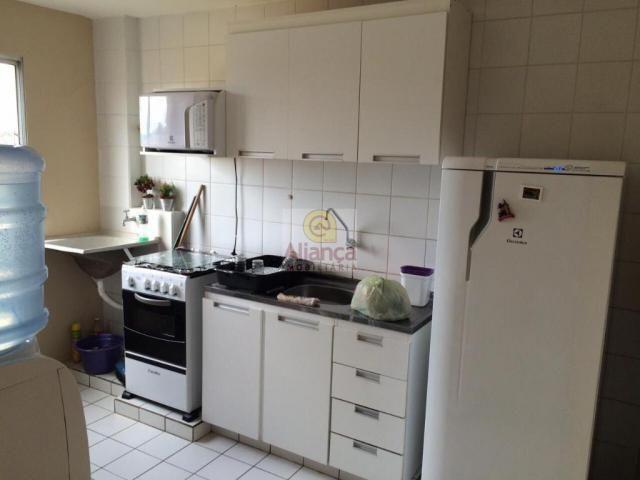 Apartamento para alugar com 2 dormitórios em Cidade satélite, Natal cod:LA-11029 - Foto 3