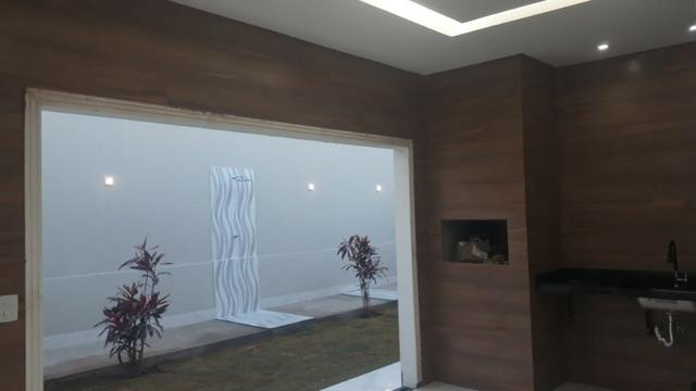 Excelente casa moderna em Colônia Agrícola Samambaia - Foto 16