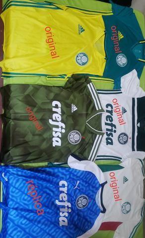 Camisas Palmeiras originais
