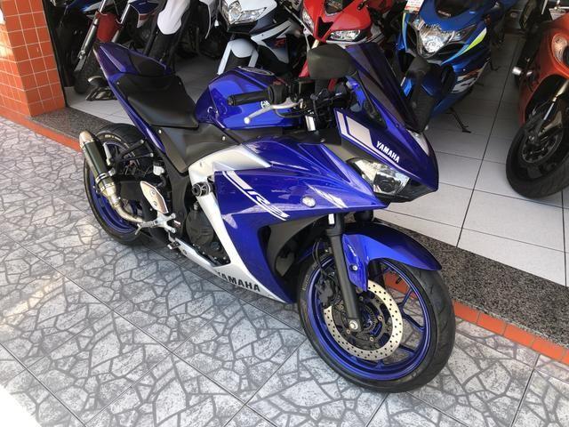 Yamaha yzf r-3 321 abs