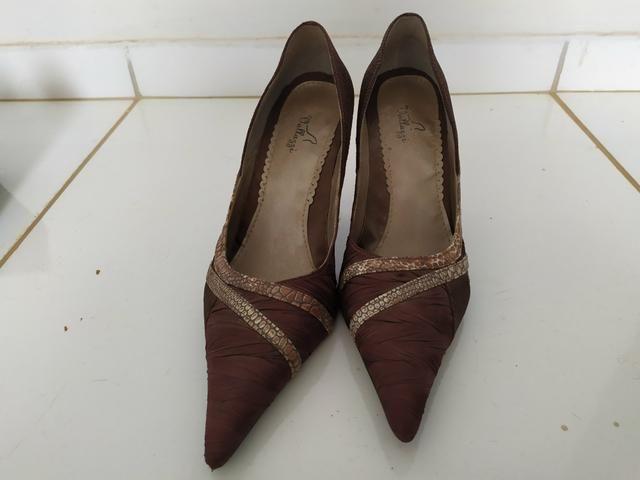 8 pares de sapato N. 39 - Foto 6