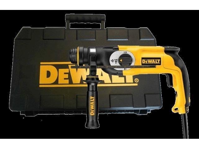 Martelete Perfurador Rompedor 800w SDS Plus Acompanha maleta Voltagem: 220v - Foto 2