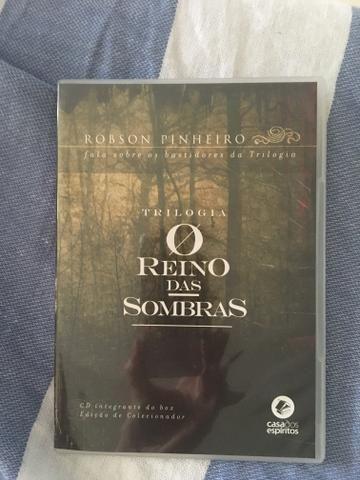 Robson Pinheiro - Box Trilogia O Reino das Sombras - Edição de colecionador - Foto 4