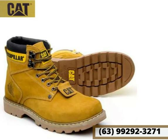 Sapato Caterpillar Original