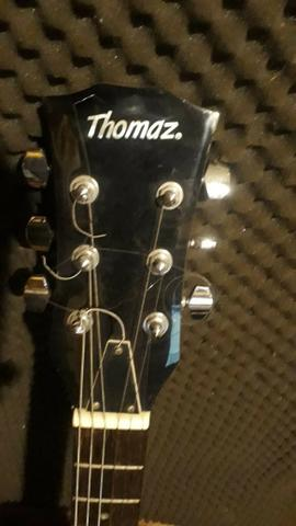 Guitarra Thomaz Preta - Foto 2