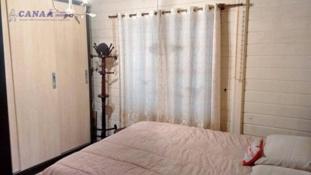 Casa com 4 dormitórios à venda, 220 m² por r$ 390.000,00 - ressaca - itapecerica da serra/ - Foto 16