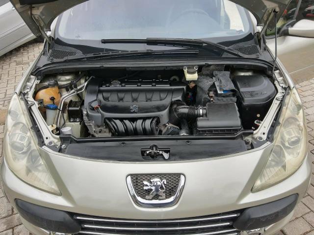 Peugeot 307 FELINE 2.0 Aut - Foto 13