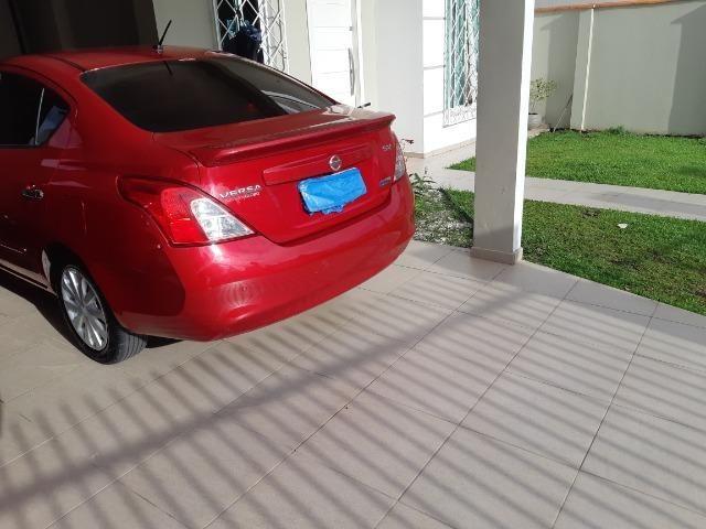Nissan Versa SV 1.6 Flex Fuel 2014 - Foto 11