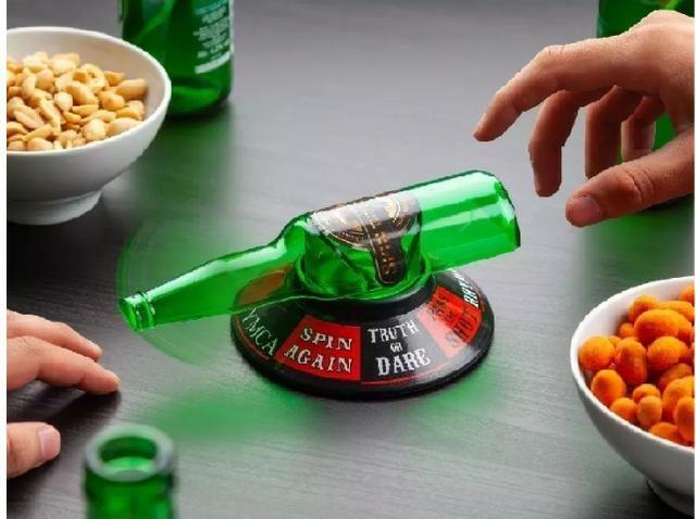 Jogo gira a garrafa - Foto 2