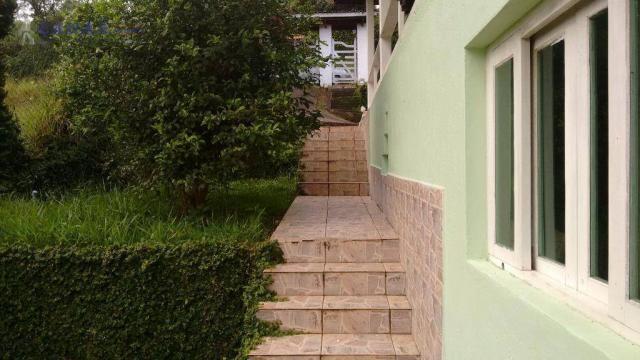 Casa com 4 dormitórios à venda, 220 m² por r$ 390.000,00 - ressaca - itapecerica da serra/ - Foto 9
