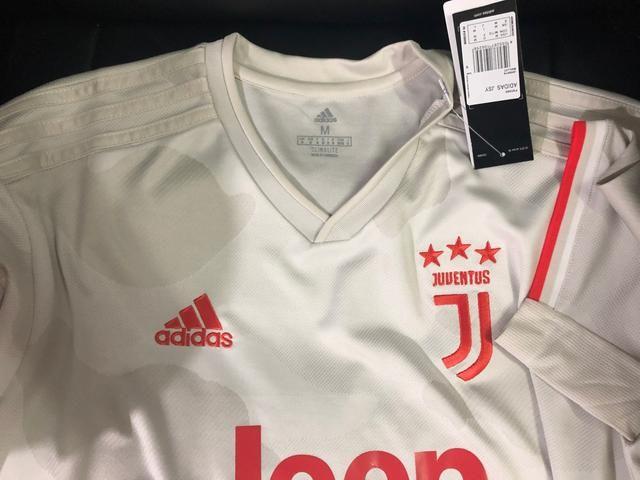 PROMOÇÃO Camisa Juventus Away 19/20 - Foto 3