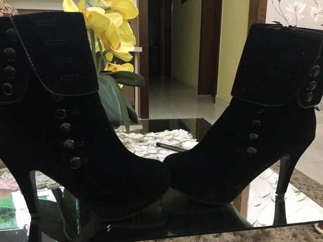 Venda de bota 36-37 - R$50