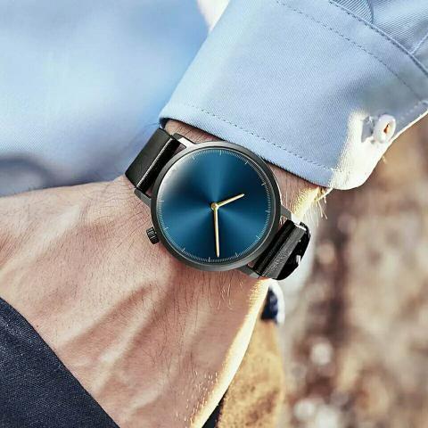 Relógio várias cores