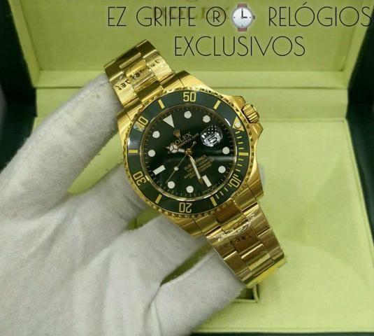 b43de3fba5f1f Rolex EXCLUSIVOS® Melhor Preço do RS Consulte - Bijouterias ...