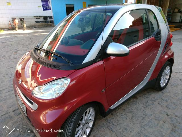 Smart for two 2009/2010