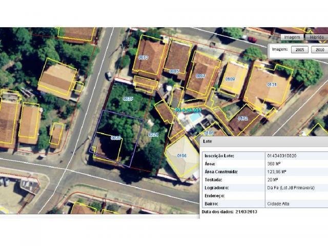 Loteamento/condomínio à venda em Jardim primavera, Cuiaba cod:10087 - Foto 9