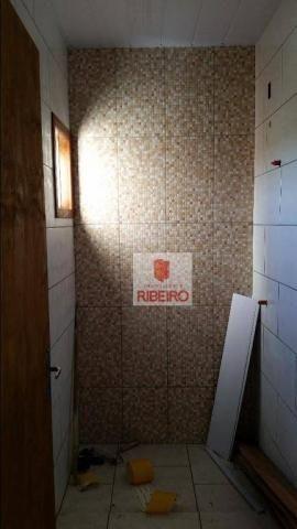 Casa com 2 dormitórios à venda, 58 m² por R$ 160.000 - Mato Alto - Araranguá/SC - Foto 12
