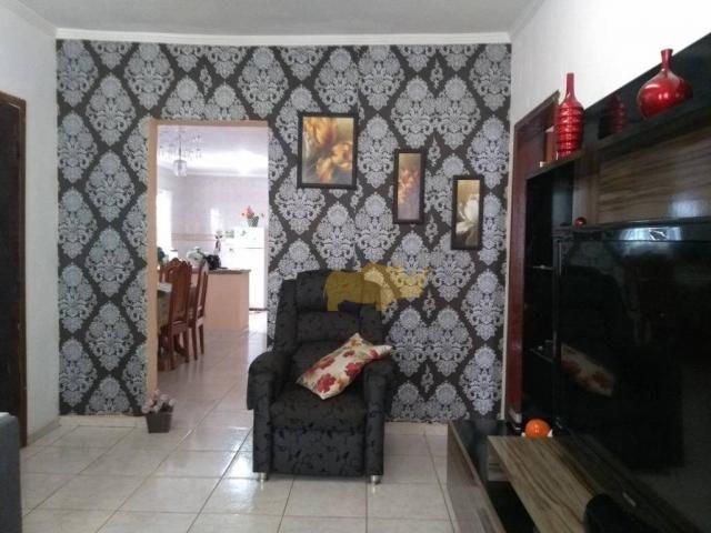 Casa à venda, 180 m² por R$ 300.000,00 - Parque Mãe Preta - Rio Claro/SP