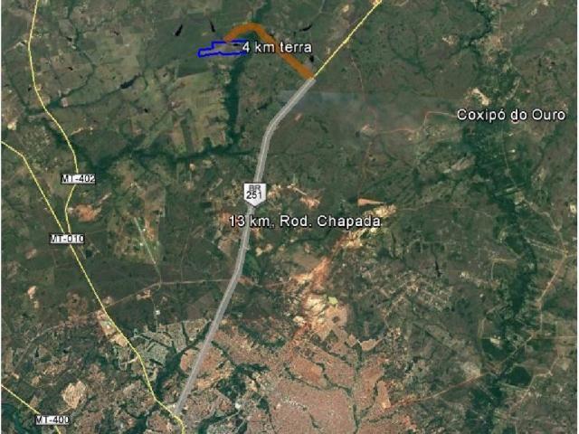 Chácara à venda em Zona rural, Cuiaba cod:20802 - Foto 9