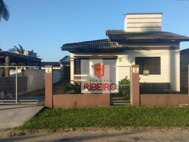 Casa com 2 dormitórios à venda, por R$ 220.000 - Coloninha - Araranguá/SC