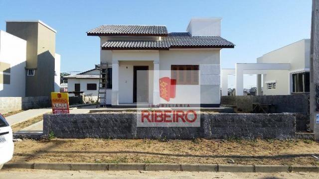Casa com 2 dormitórios à venda, 58 m² por R$ 160.000 - Mato Alto - Araranguá/SC - Foto 4