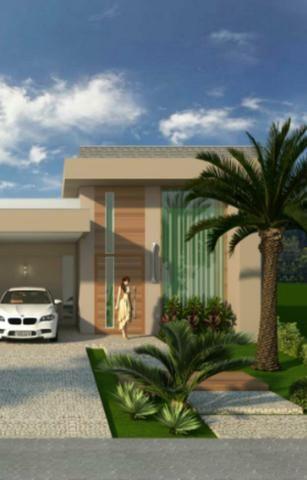 Casa nova 3quartos 3suites, sauna, piscina churrasqueira rua 12 Vicente Pires condomínio - Foto 2