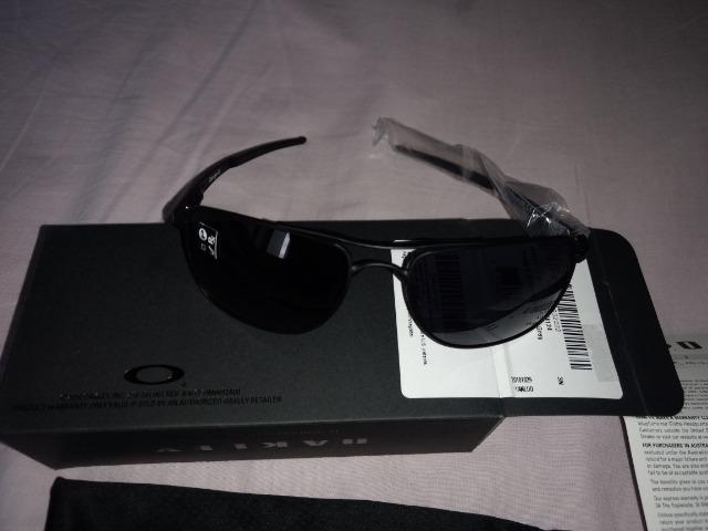 5d505f451 Oculos Oakley Gauge 8 Matte Bk Promoção 100% Original Novo ...