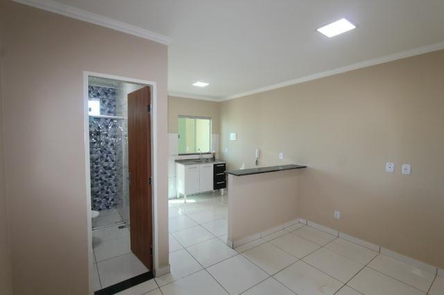 Apartamento de 02 quartos, 1º Locação - Alugue sem Fiador!