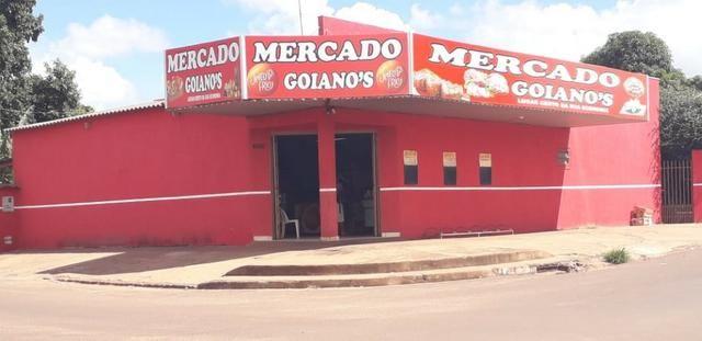 4d603fc27 Vende-se Ponto de Mercado com o prédio possuindo açougue, padaria e açaí +  casa