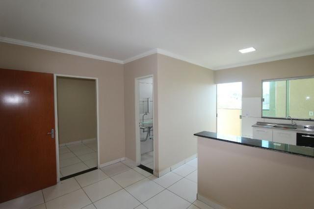 Apartamento de 02 quartos, 1º Locação - Alugue sem Fiador! - Foto 2
