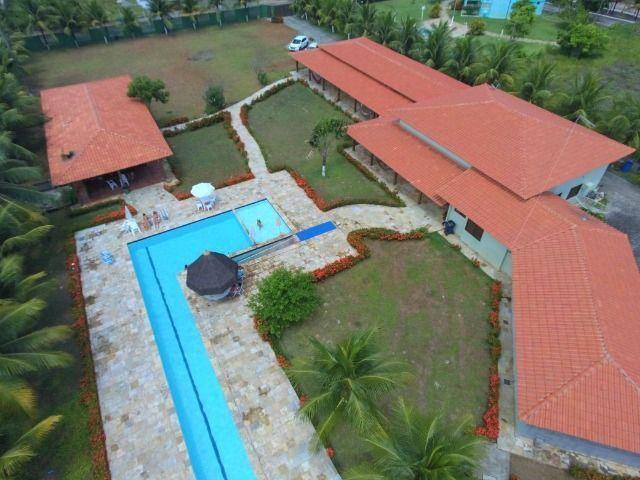 236- Apenas venda!Mansão em Serrambi / 1.300m² / 7 suites / luxo / piscina com raia