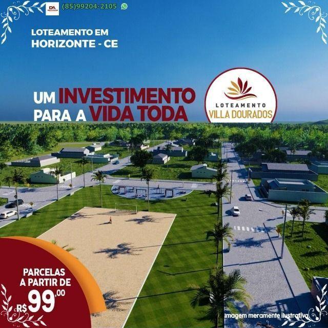 Loteamento Villa Dourados:: Ligue@@ - Foto 4